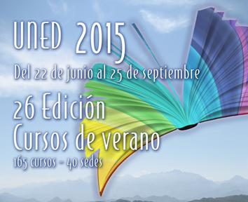 Cursos de verano UNED 2015